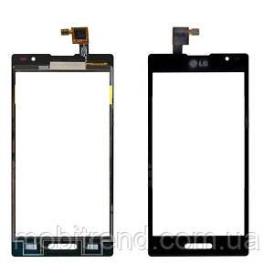 Сенсор LG P760 Optimus L9,P765 Optimus L9,P768 black orig