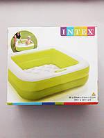 Надувной бассейн для детей «Intex».Размер 85*85*23 см