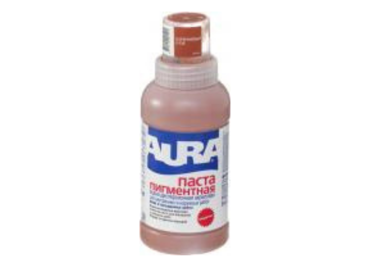 Пигмент универсальный Aura Ton К538 Коричневый 0.25л