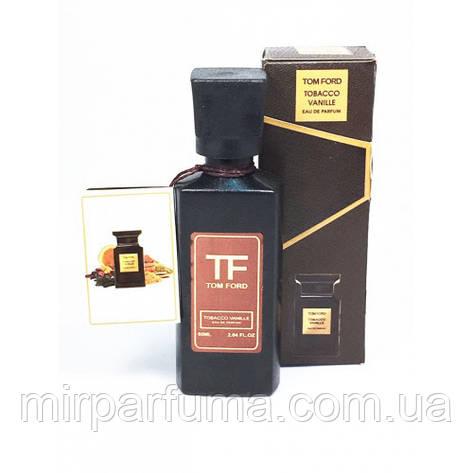 Мини духи унисекс реплика Tom Ford Tobacco vanille 60 ml, фото 2