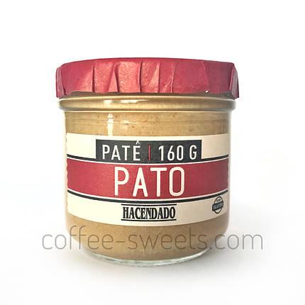 Паштет Hacendado Pate Pato(с утиной печенью) 160 g, фото 2