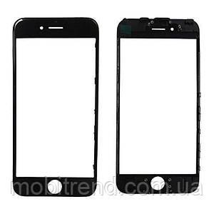 IPhone6 Plus glass + OCA Film with frame black