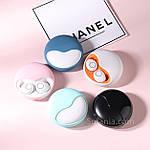 Беспроводные наушники блютуз-гарнитура с зарядным кейсом 500 мА*ч. Wi-pods К10 наушники Bluetooth 5.0 Мятные., фото 5