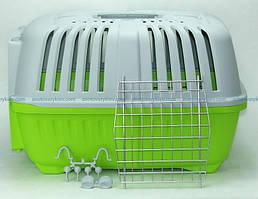 Переноска для собак и кошек  Pratiko 2, 55x36x36,до 18 кг