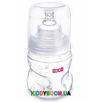 Бутылочка для кормления самостерилизующаяся  Lovi Super vent (150 мл)  21/572, фото 1