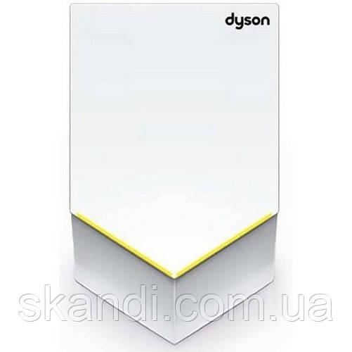 Сушилка для рук Dyson Airblade V Quiet HU02 никель/белый