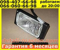 Фара противотуманная на ВАЗ 2113 2114 2115 правая левая (белая овальные углы стекла) противотуманка