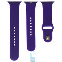 Ремешок Apple Watch Band Silicone Two-Piece 42mm 31, purple