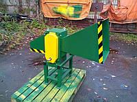 Измельчитель веток ДС-100Т от ВОМ трактора (диаметр ветки до 100 мм, подрібнювач гілок, дробилка веток)