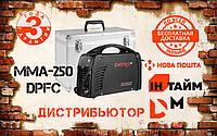 Сварочный аппарат инвертор IGBT Dnipro-M MMA-250 DPFC