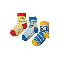 Носки детские Frugi, Little Socks 3 пары