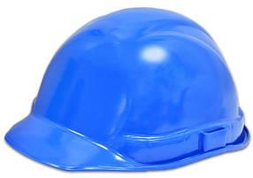 Каска защитная Украина Universal синяя размер 52 - 63 (16-502)