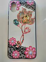 Накладка с рисунком   Guipure Desing для Xiaomi Mi 6X / MI 2A