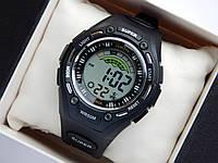 Водонепроницаемые спортивные наручные часы  iTaiTek IT-808 - черные, фото 1