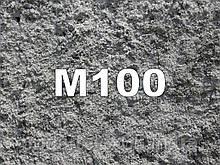 Раствор цементный М 100 собственного производства