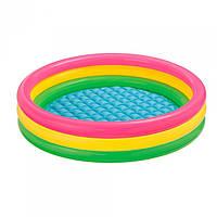 Надувной бассейн для детей «Intex» 147*33 см.