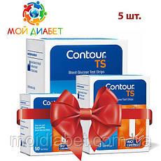 Тест-смужки Contour TS №50 5 упаковок