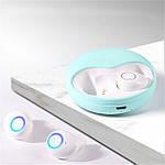 Бездротові Bluetooth-навушники безпровідні із зарядним чохлом-кейсом Wi-pods K10 Bluetooth 5.0. М'ятні., фото 5