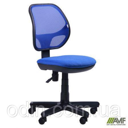 Кресло Чат сиденье А-21/спинка Сетка синяя 026420