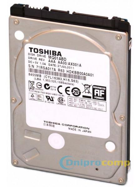 Жесткий диск 2.5 500GB 7200 rpm