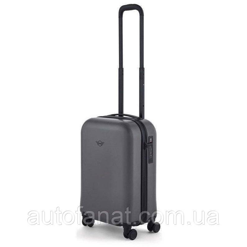 Оригинальный компактный чемодан на колесиках MINI Cabin Trolley, Grey (80222445676)