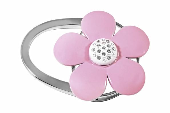 Сумкодержатель Jinli Цветок Розовый (JIN115)