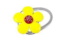 Сумкодержатель Jinli Квітка Жовтий (JIN122)