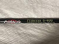 """Телескопическое удилище Mikado """"Princess"""", б/к 4 метра"""