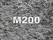 Раствор цементный М 200 собственного производства