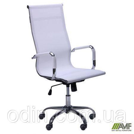 Кресло Slim Net HB (XH-633) белый 512067