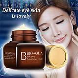 Крем ночной для век Night Repair Eye Cream BIOAQUA, 20гр (укрепляющий), фото 4