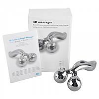 Массажер 3D для лица и тела AL-206