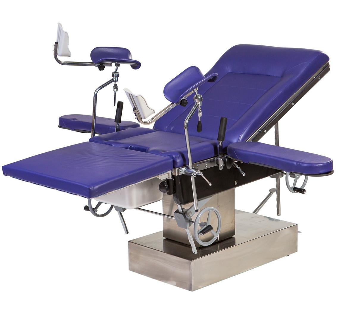 Стол операционный МТ400 (акушерский, механико-гидравлический) Биомед