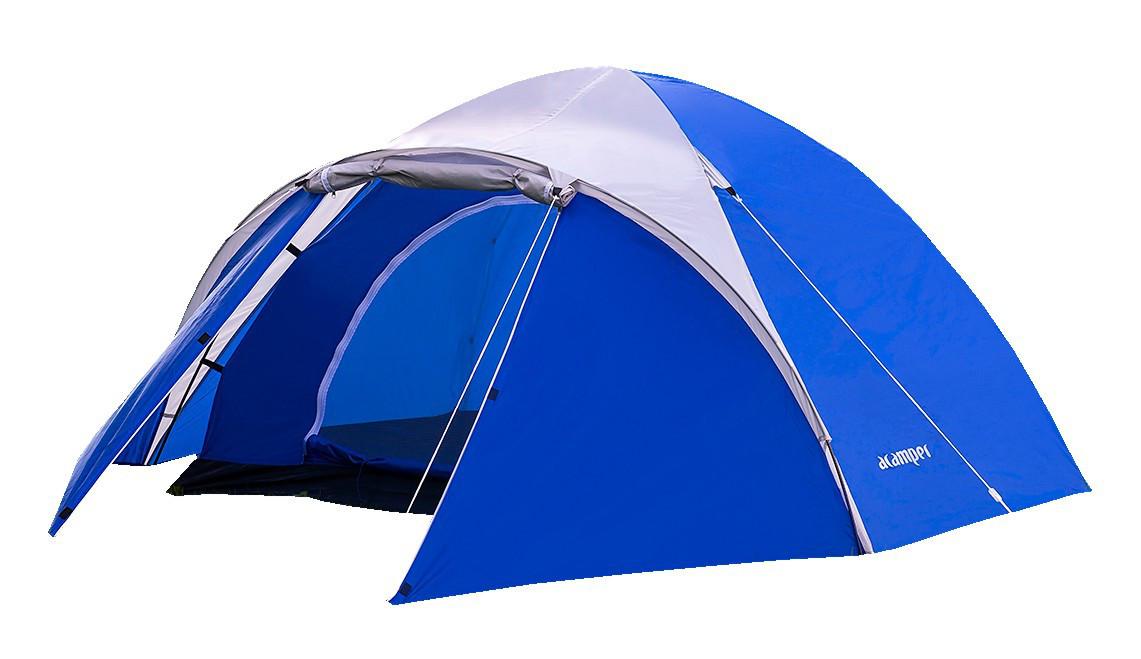 Палатка 3-х местная Acamper ACCO3 3000 мм с двухсторонним замком