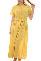 Летние платья  пронто мода оптом TDI длинные лот10шт по 14Є, фото 1