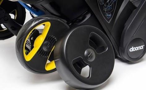 Колпаки на колеса Doona Wheel covers / black