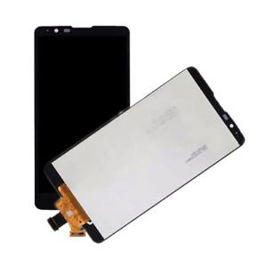 Дисплей для LG K520 Stylus 2/LS775 с тачскрином черный Оригинал (проверен)