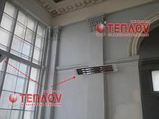 Электрообогреватель уличный ТеплоV У4500 с открытым тэном, фото 3