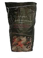Древесно-угольный брикет  2,5 кг