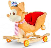 Детская качалка-каталка Tobi Toys Мышонок