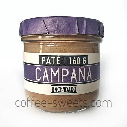 Паштет Hacendado Pate Campana (свинной) 160 g, фото 2