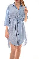 Платья короткие с пояском  оптом TDI лот13шт по 12Є, фото 1