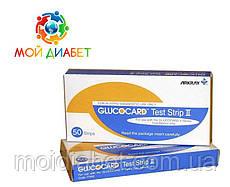 Тест смужки Glucocard Test Strip 2