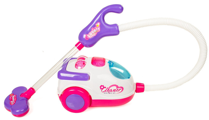 Детский интерактивный игровой набор для уборки Vacuum Cleaner