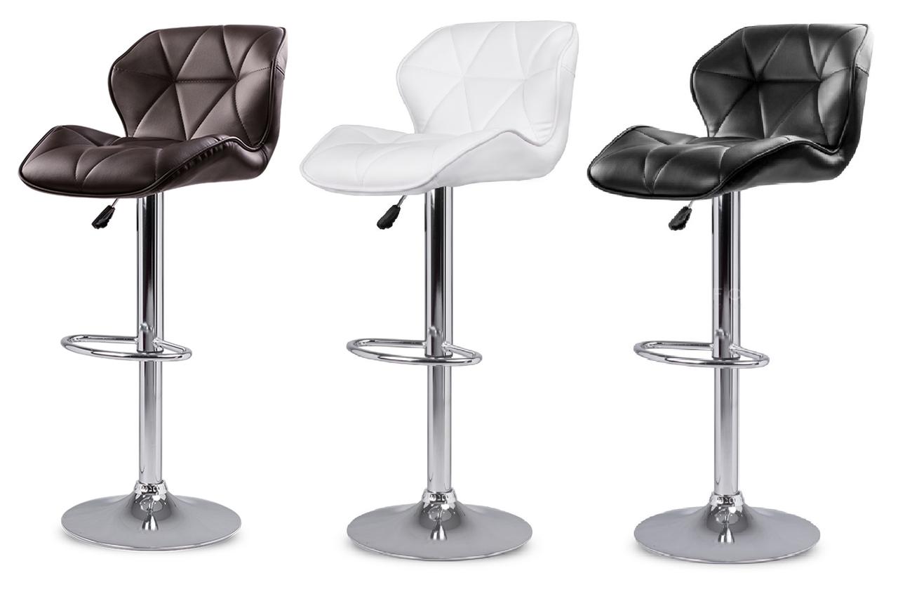 Барный стул Hoker SEVILA с поворотом сиденья 360 градусов и подставкой для ног
