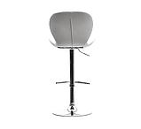 Барный стул Hoker SEVILA с поворотом сиденья 360 градусов и подставкой для ног, фото 4