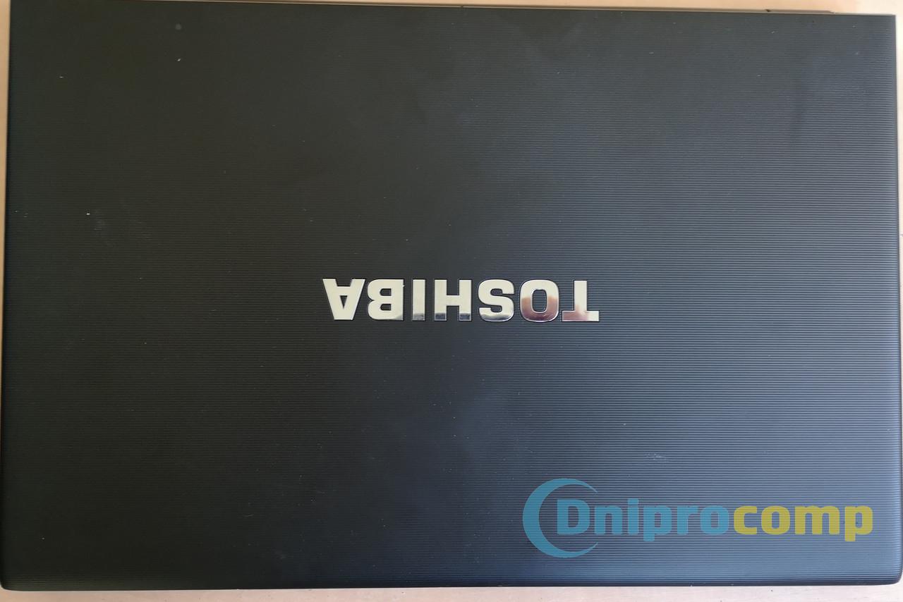 Ноутбук TOSHIBA R850 i5-2520M/4/500 - Class A (Доп. клава)