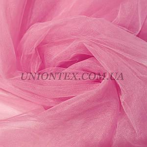 Евросетка (фатин мягкий, Hayal) ярко-розовый