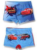 Плавки боксеры (шорты) Disney Молния Макквин тачки для мальчика