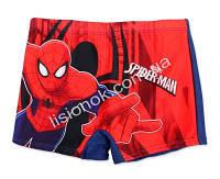 Плавки боксеры (шорты) Человек-паук Spider-man для мальчика 3 года (98 см)